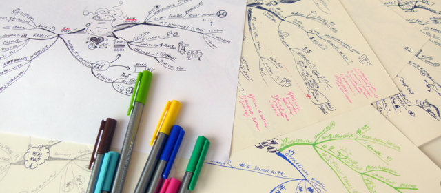 a whole-brained visual thinking